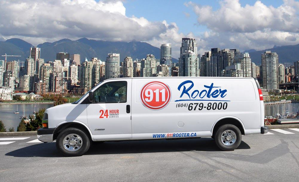 911 Rooter Plumbing and Drainage of Vancouver BC