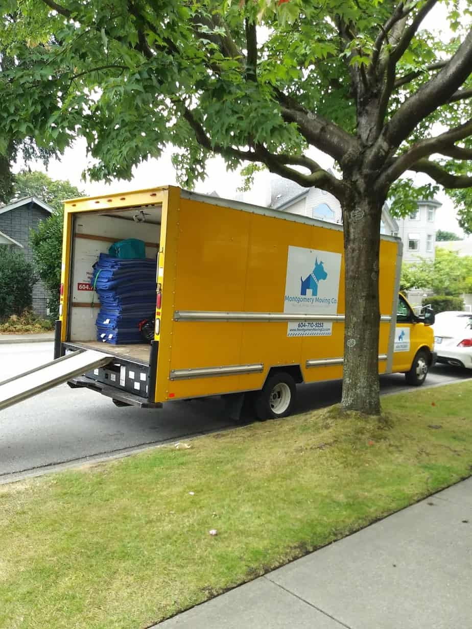 Moving Companies Vancouver
