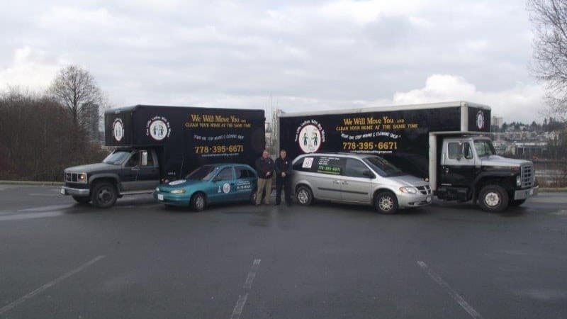 TLL Moving and Storage