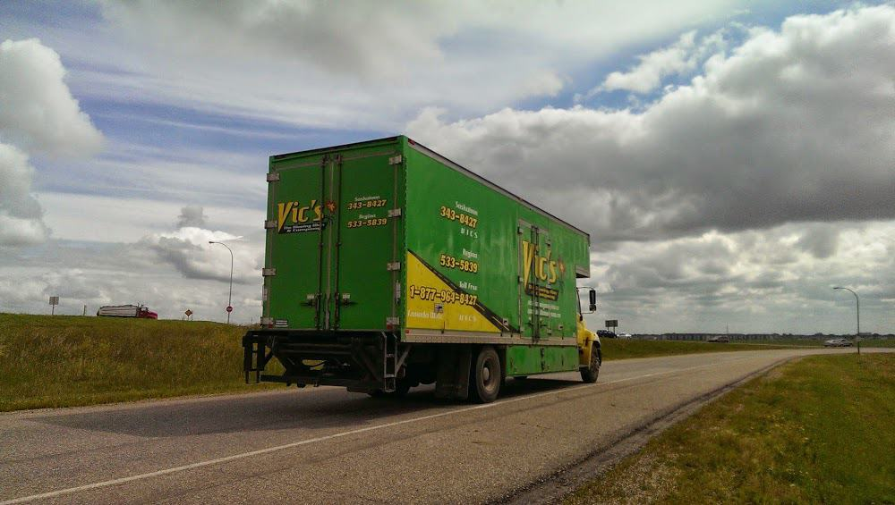 Vic's Moving Company – Movers & Moving Services