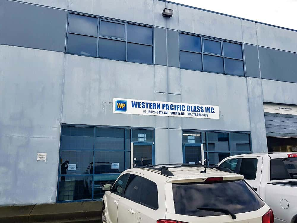Western Pacific Glass Inc.