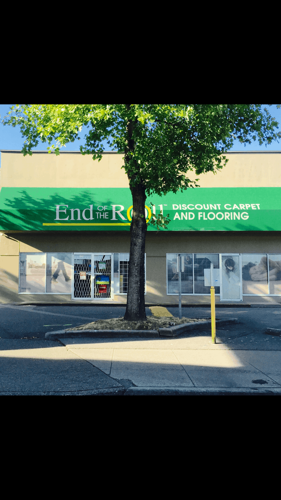 End Of The Roll – Vancouver