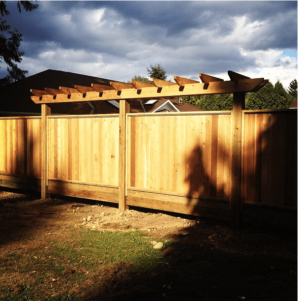 Pacific Cedar Works Inc. Fence and Deck Specialists